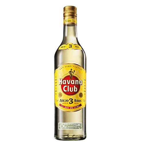 Havana Club 3 Jahre 40%